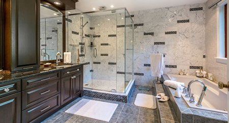Bathroom Remodeling in Broad Run  VA   Sublett Services Let Your Bathroom Reflect Your True Style