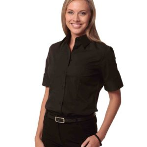 04 08 2015 10 42 40 300x300 - M8020S Womens Cotton/Poly Stretch Sleeve Shirt