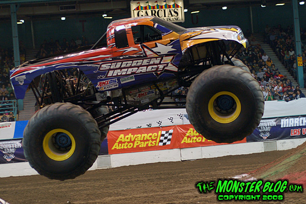 Tingley Coliseum Monster Jam