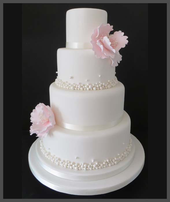 Wedding Cakes in Troon  Ayrshire   Sugar   Spice     project 1
