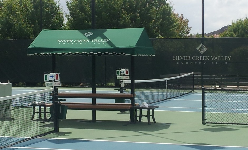 Sun Trends Inc Tennis Court Benches Amp Shade Cabana Bench