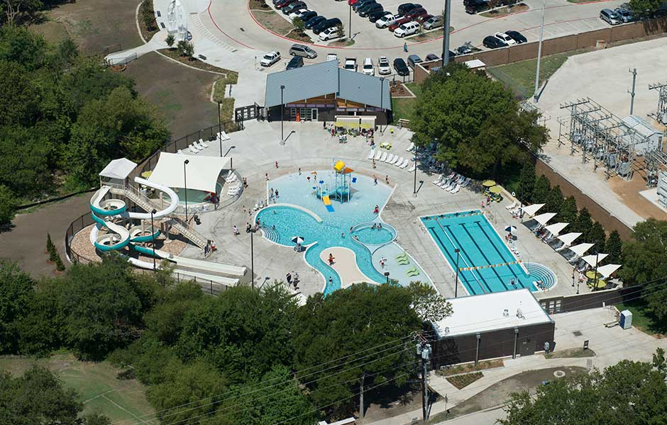 Richardson Heights Aquatic Center Sunbelt Pools