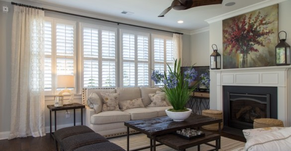 Plantation Shutters in Rancho Cordova  CA   Sunburst Shutters And for years  people in Rancho Cordova have turned to Sunburst Shutters to  get the finest plantation shutters or other window treatments in their  homes