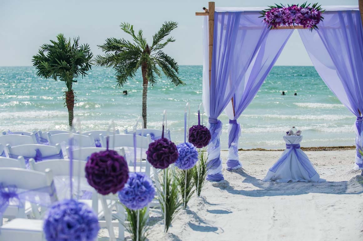 Affordable Beach Weddings Florida