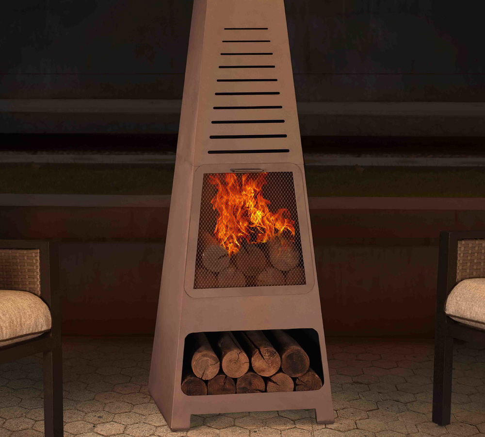 Chimineas Outdoor Living