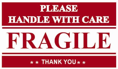 Fragile….Handle with Care | walkwithkaren