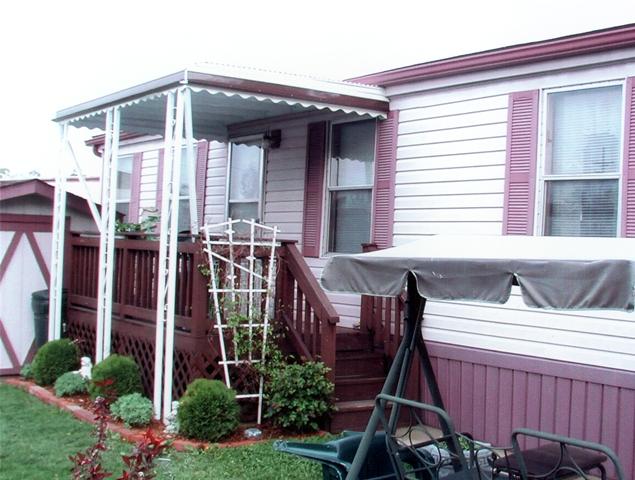 Awnings Mobile Homes