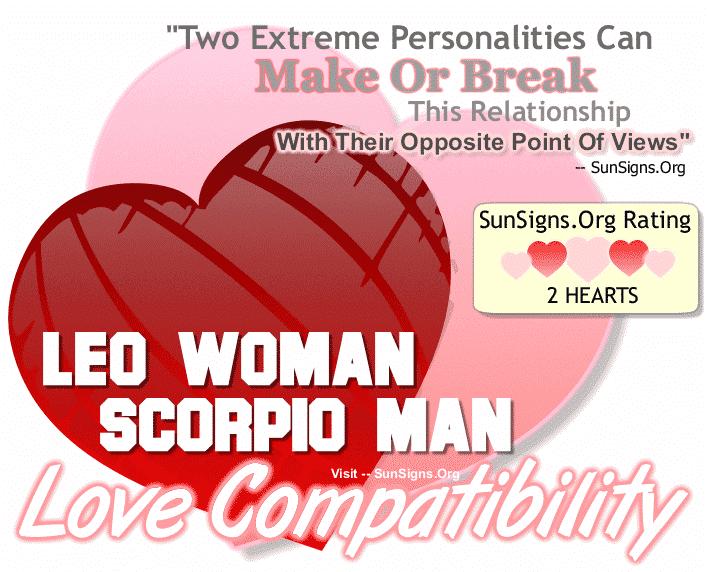 Man Woman Love Leo Sagittarius