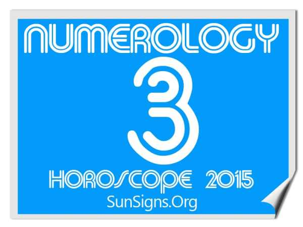 number 3 numerology # 25