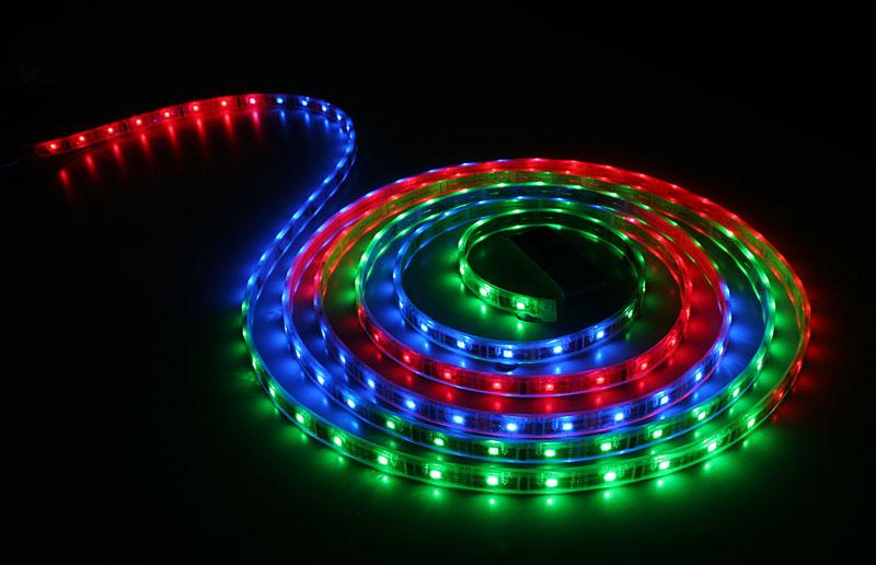 Rgb Led Rope Light