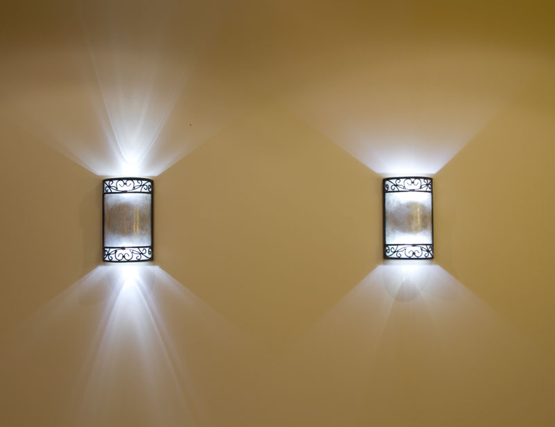 Battery Powered Led Bathroom Lights
