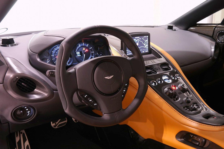 Aston Martin One 77 Interior