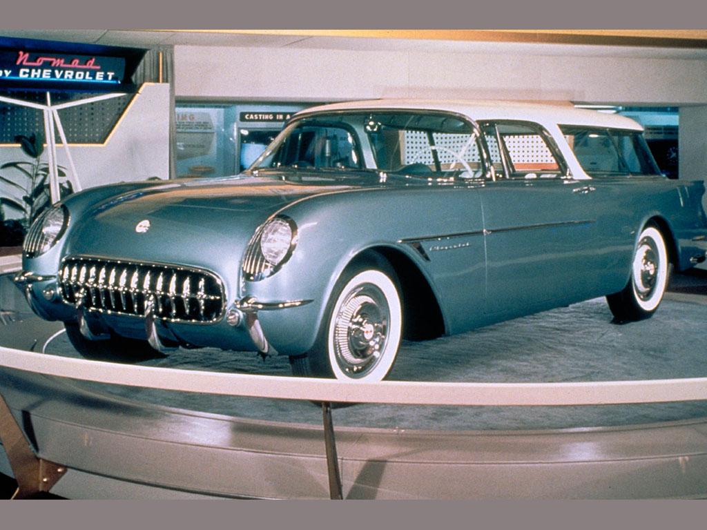 1953 Corvette Concept Car