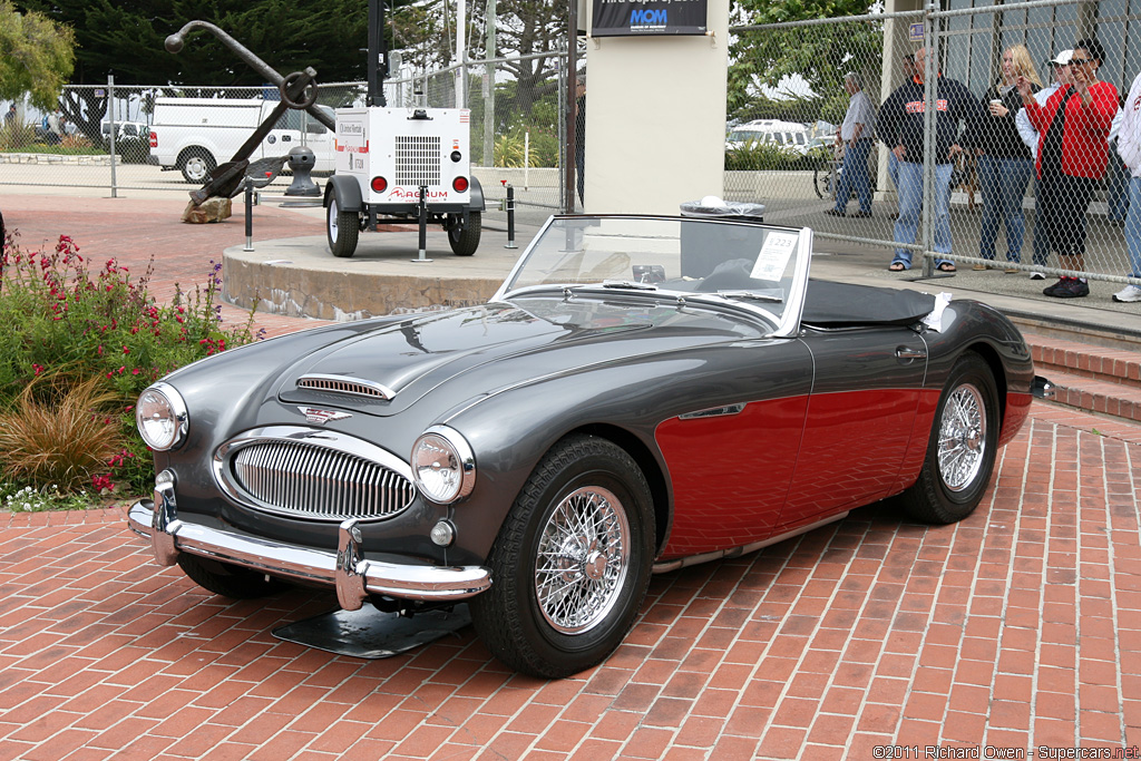 1961      1962 Austin Healey 3000 MKII BN7   Review   SuperCars net 1961      1962 Austin Healey 3000 MKII BN7