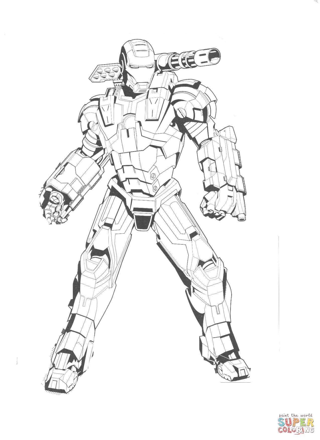 Gambar Ausmalbilder Iron Man Malvorlagen Ausdrucken 3 Jpeg Png Gif