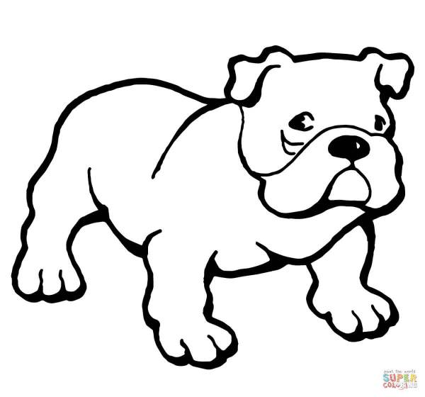 dog printable coloring pages # 6