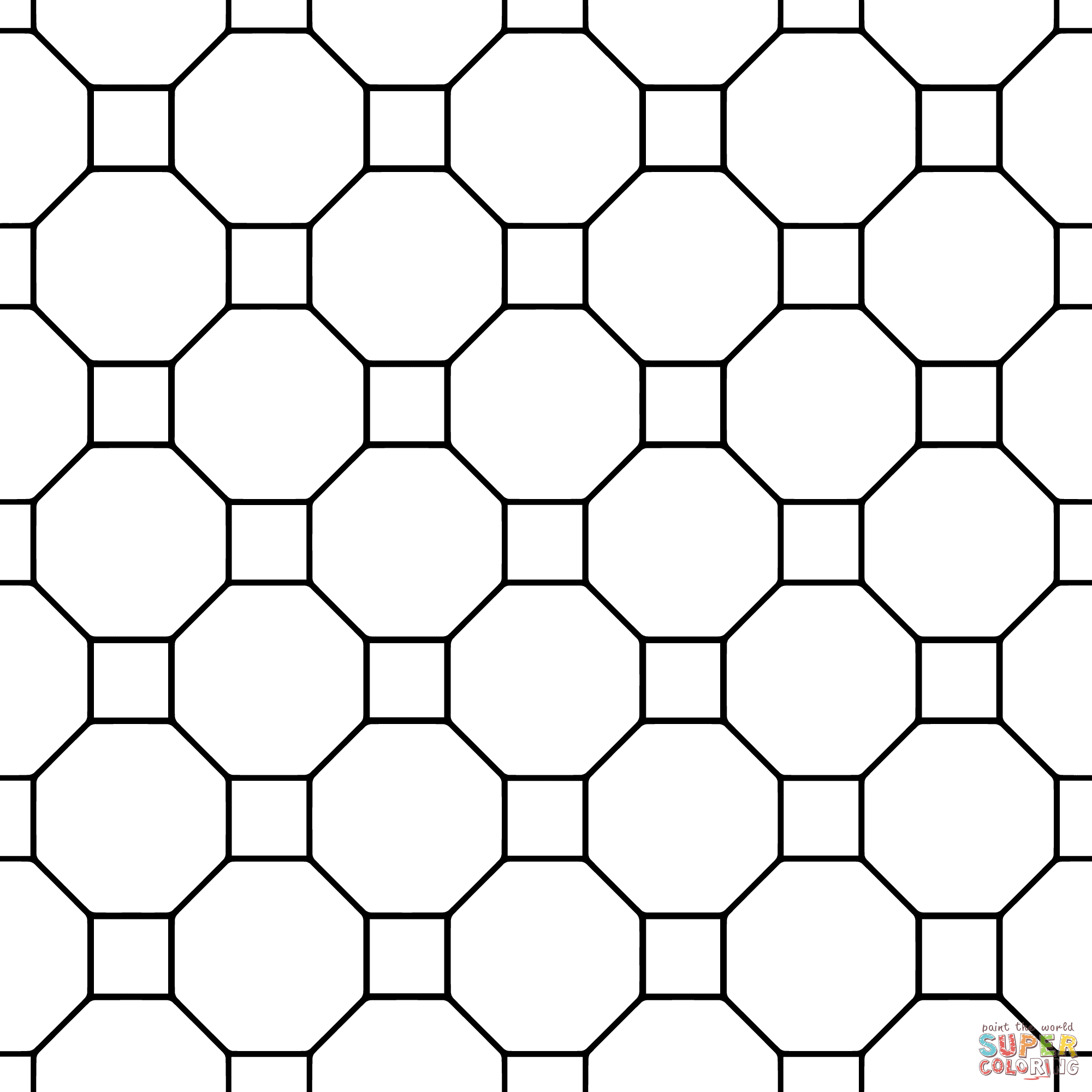 Easy Tessellations Templates
