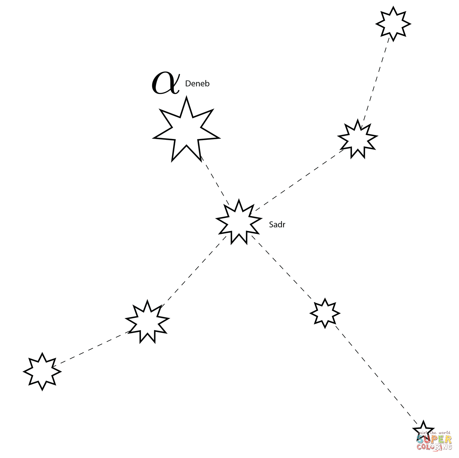 free coloring pages download cygnus constellation coloring page free printable coloring pages of constellation coloring