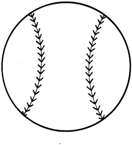 ball coloring pages # 14