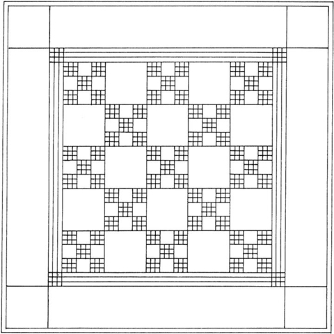 quilt coloring pages # 15