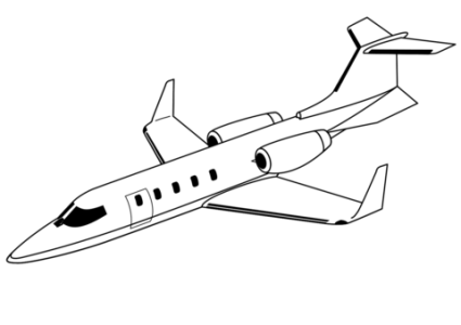 Gulfstream Jet coloring page   Free Printable Coloring Pages Gulfstream Jet coloring page