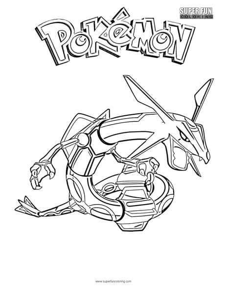 pokemon coloring pages # 23