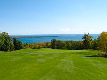 Apostle Highlands Golf Course   Bayfield  WI Apostle Highlands Golf Course