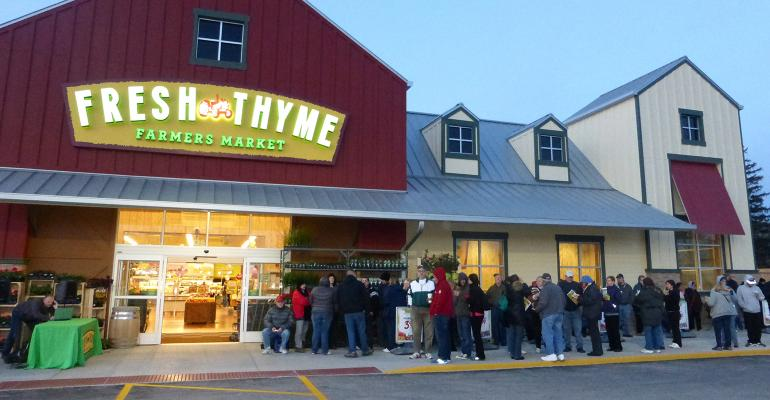 Fresh Thyme Farmers Market Lafayette