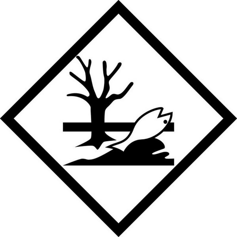 Environmental Hazard Symbol