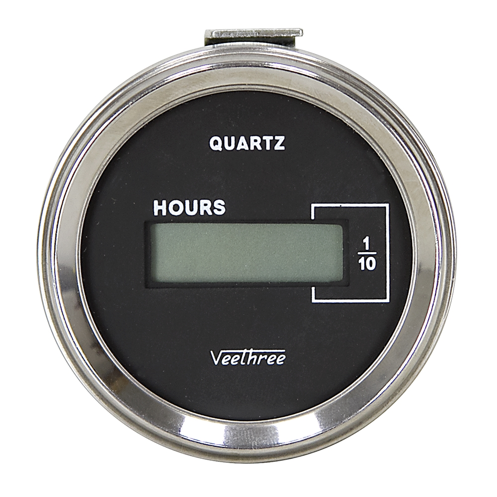 Using Current Hour Meter