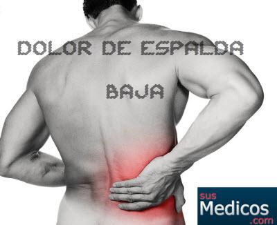 Parte espalda dolor embarazo en baja de nervioso la la