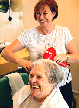 Sharon Village Care Homes Hair Salon