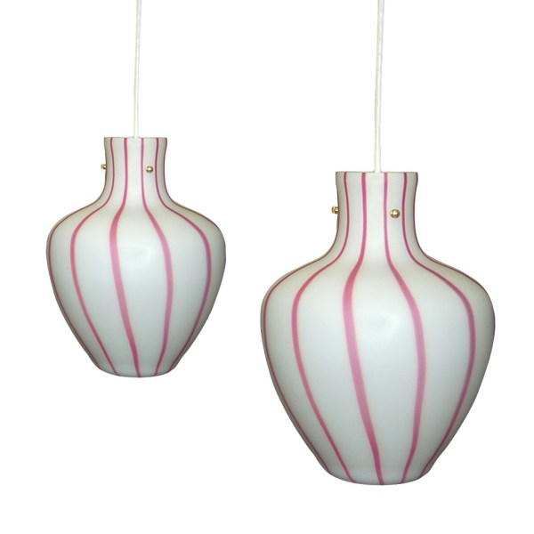 pendant lighting pink # 86