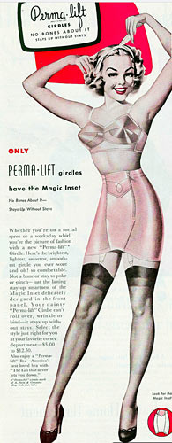 1950's Vintage Girdle by Perma-Lift