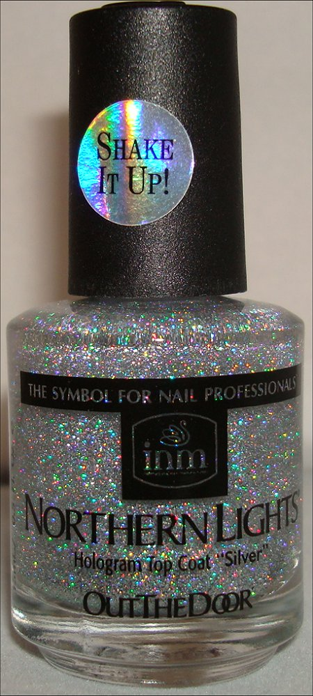 Northern Lights Hologram Nail Polish