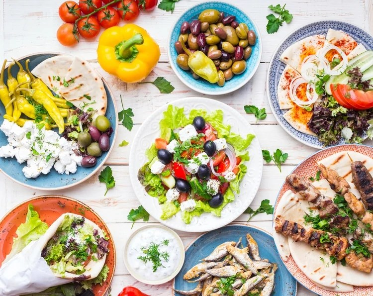 Famous Greek Food Dishes