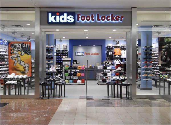 Kids Foot Locker Basketball Shoes