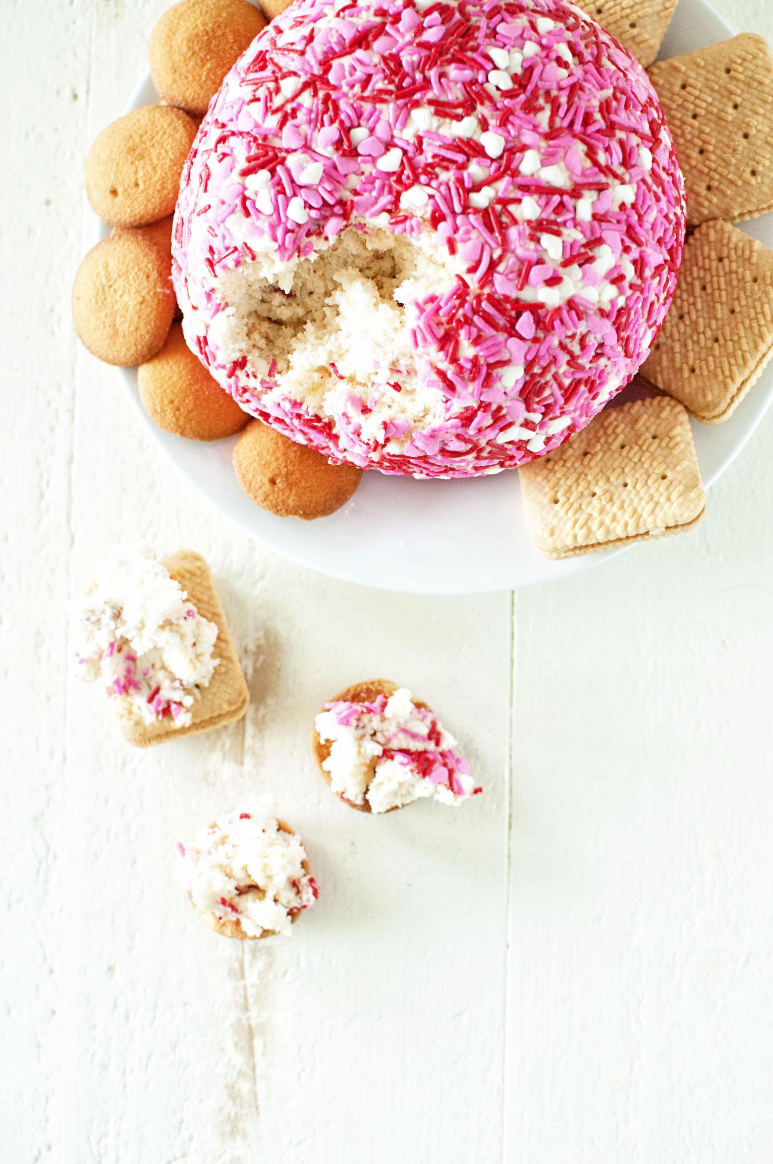 Easy Bake Strawberry Cake Recipe