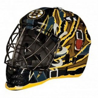 Boston Bruins Full Size Goalie Mask