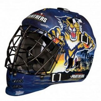 Florida Panthers Full Size Goalie Mask