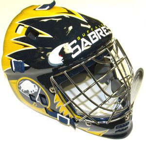 Buffalo Sabres Full Size Goalie Mask