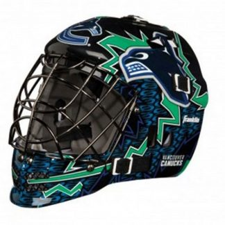 Vancouver Canucks Full Size Goalie Mask