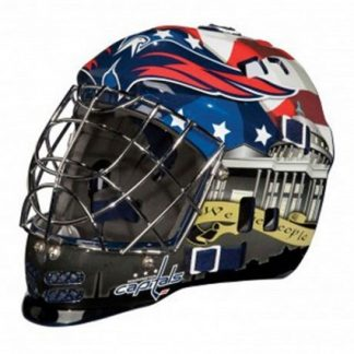 Washington Capitals Full Size Goalie Mask