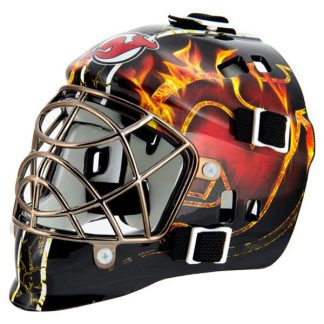 New Jersey Devils Franklin Sports Goalie Mask