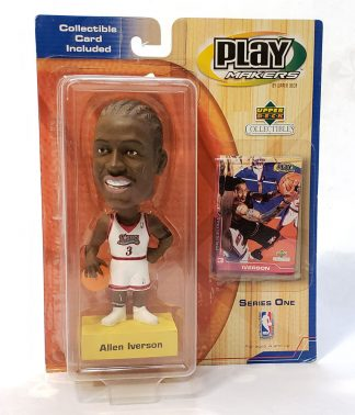 Allen Iverson Playmakers Series One