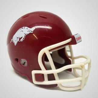 Arkansas Razorbacks Pocket Pro Revolution Helmet