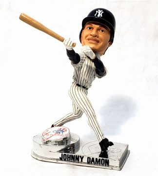 Johnny Damon Platinum Bobblehead