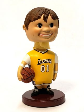 LA Lakers Bobbin Head