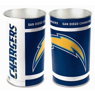 Los Angeles Chargers Trash Can