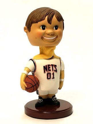 NJ Nets Bobbin Head